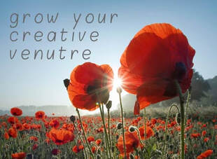 Coaching for Creatives - Grow Your Creative Venture